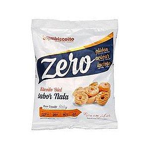 Biscoito Diet Sabor Nata Bombiscoito Zero Glúten E Zero Lactose 100g