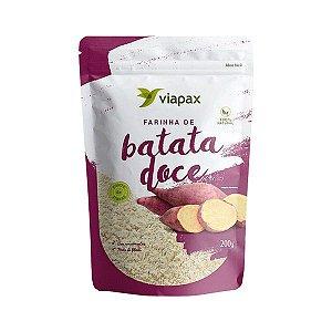 Farinha De Batata Doce Viapax 200g