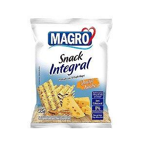 SNACK INTEGRAL QUEIJO NACHO MAGRO 35g