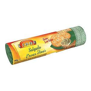 Biscoito Salgado Ervas Finas Sem Lactose Liane 90g