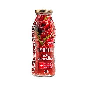 Smoothie Queensberry Frutas Vermelhas 250ml