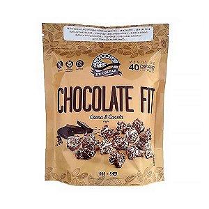 Pipoca Chocolate Cacau E Canela Pipoca De Colher 50g