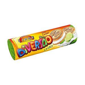 Biscoito Recheado Limão Sem Lactose Liane 115g
