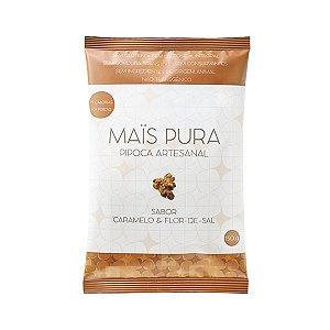 Pipoca Mais Pura Caramelo E Flor-de-sal 150g