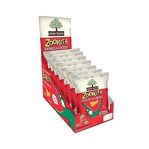 Biscoito Zooreta Orgânico E Integral Mãe Terra Pizza Contendo 7 Pacotes De 20g Cada