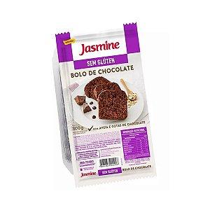 BOLO SEM GLÚTEN CHOCOLATE JASMINE 300g