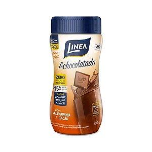 Achocolatado Zero Açúcar Com Alfarroba E Cacau Linea 210g