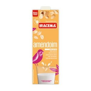 Leite De Amendoim Zero Lactose Iracema 1l