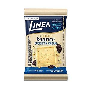Chocolate Zero Açúcar Cookies´n Cream Linea Unidade