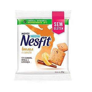 Biscoito Nesfit Sem Glúten Banana E Canela Nestle Unidade