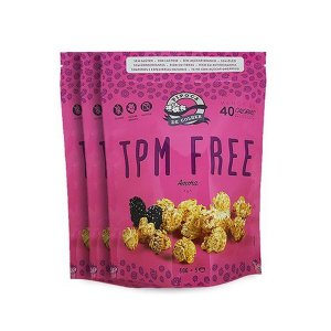 Pipoca Tpm Free Amora Sem Lactose E Glúten Pipoca De Colher Contendo 3 Pacotes De 50g Cada