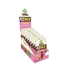 Remix Mãe Terra Cacau Contendo 9 Pacotes