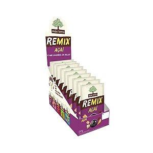 Remix Mãe Terra Açaí Contendo 9 Pacotes