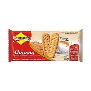 Biscoito Maisena Zero Lactose Zero Açúcar Lowçucar 140g