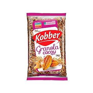 Granola Ligth Cacau (52% Menos Gorduras) Kobber 1kg