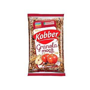 Granola Ligth Maçã (56% Menos Gorduras) Kobber 1kg