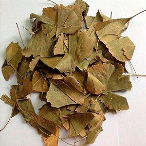 Ginkgo Biloba (Gingko Biloba) em folhas Qualy Ervas 30g