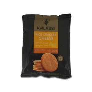 Snack de Arroz Kalassi Cheese (Queijo) 20g