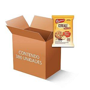 Biscoito Bauducco Cereale & Frutas Maçã e Uva Passa contendo 380 sachês