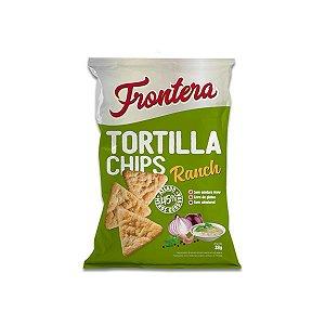 Tortilla Chips Ranch 0 Glúten Frontera 38g