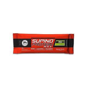 Supino Protein Castanhas e Caramelo Whey + Albumina + Colágeno 46g