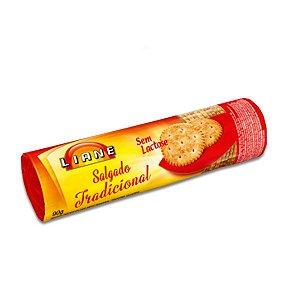 Biscoito Salgado Tradicional Sem Lactose Liane 90g