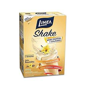 Shake Zero Açúcar, Zero Glúten Linea Baunilha 400g