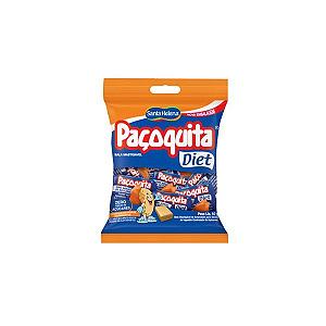 Bala Paçoquita Diet Santa Helena 50g