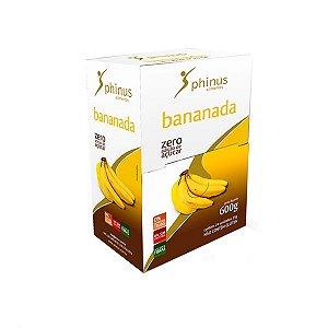 Bananada Phinus C/24 Unidades