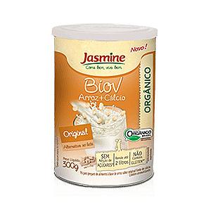Biov Bebida De Arroz Em Pó Com Cálcio Orgânica Jasmine 300g