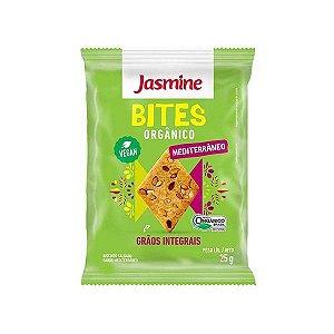 Biscoito Bites Orgânico Mediterrâneo Jasmine 25g