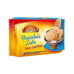 Broinhas De Leite Sem Lactose Liane 400g