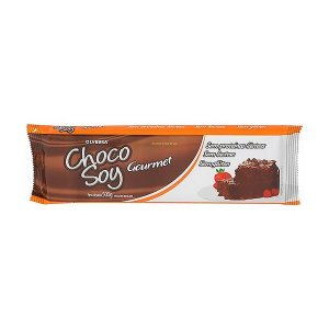Chocolate Chocosoy Zero Lactose À Base De Soja Olvebra 500g