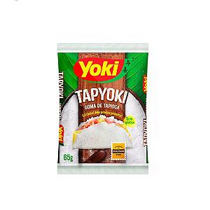 Goma De Tapioca Tapyoki Yoki 500g