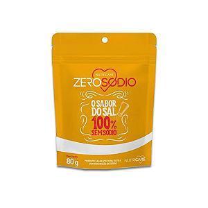 Salgante Zero Sódio Nutricare Zerosodio Refil 80g