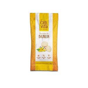 Biscoito de baunilha sem gluten e sem Lactose CeliVita Gluten Free 30g