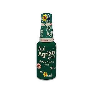 Spray Api Agrião, Propólis e Mel Apis Flora 30ml
