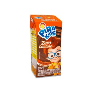 Pirakids Achocolatado Zero Lactose Piracanjuba 200ml