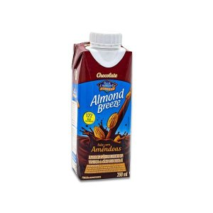 Bebida Vegetal de Amêndoas sabor Chocolate Almond Breeze 250ml