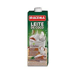 Leite de Coco Zero Lactose Iracema 1lt