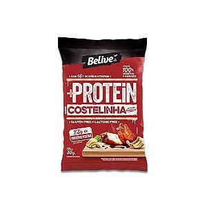 Snack +Protein Costelinha ao Barbecue Zero Glúten, Zero Lactose Belive 35g