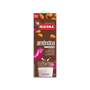 Bebida Vegetal de Amêndoas Iracema 1l