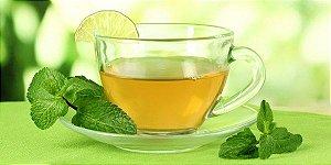 Chá Verde (Camellia sinensis L Kuntze) em folhas e talos Qualy Ervas 50g