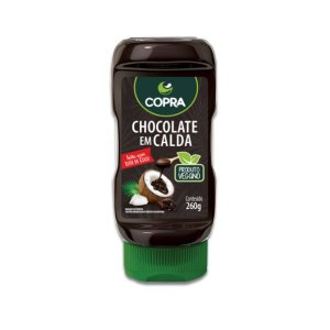 Chocolate em Calda Vegano Copra 260g
