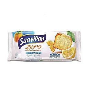 Bolo Laranja  Zero Açúcar Suavipan 250g
