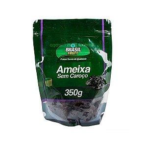 AMEIXA PRETA SEM CAROÇO BRASIL FRUTT 350g