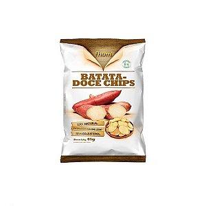 Batata Doce Chips Fhom 45g