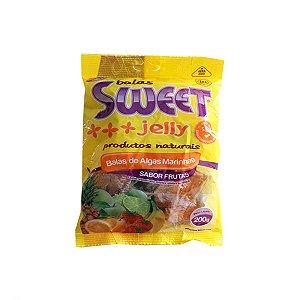 Balas De Algas Marinhas Sweet Jelly 200g