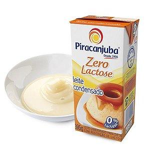 Leite Condensado Zero Lactose Piracanjuba 395g