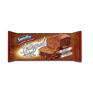 Bolo Integral Chocolate Suavipan  250g